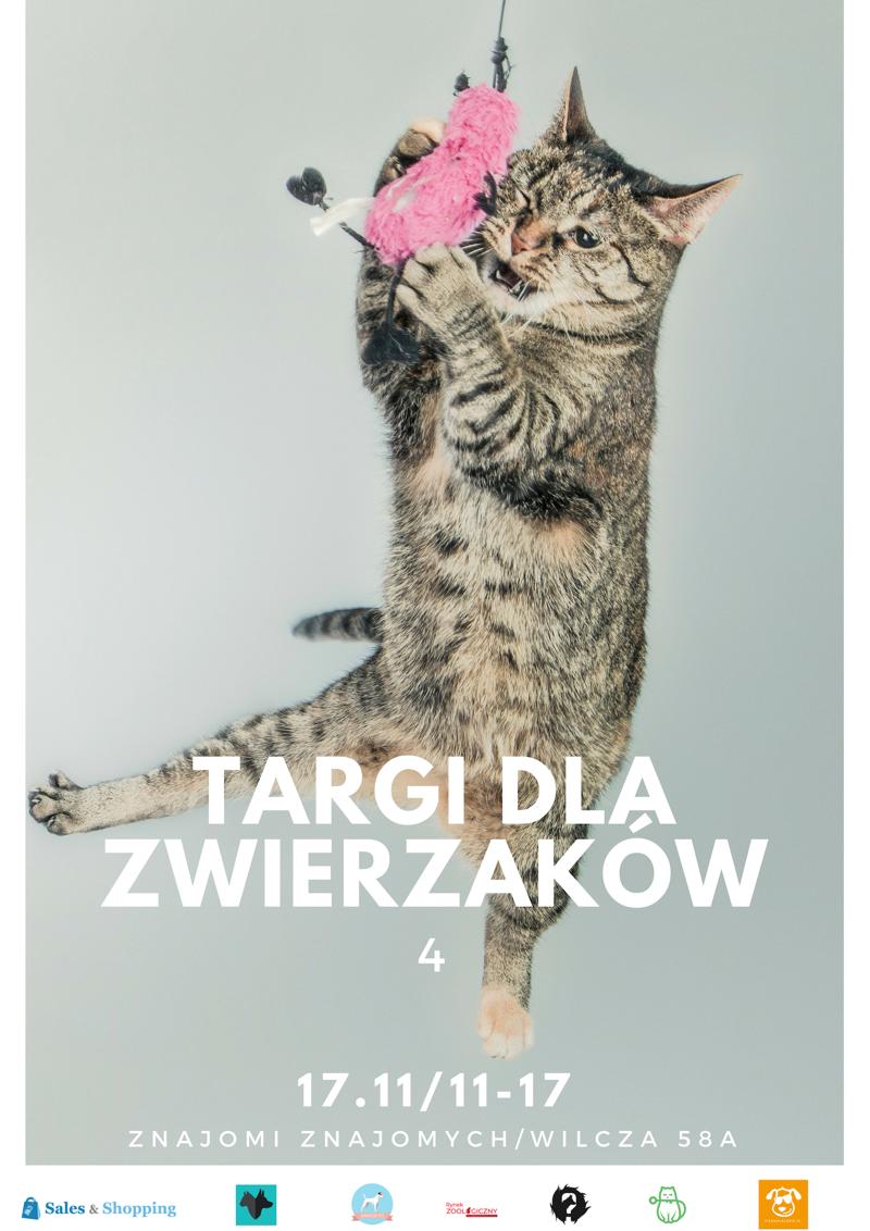Targi dla zwierzaków w Warszawie 17 listopada 2018                         title=