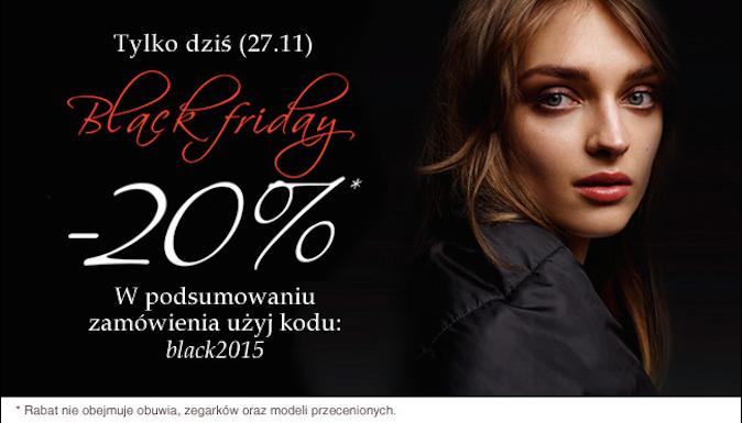 Black Friday w Tatuum: 20% zniżki na najnowszą kolekcję