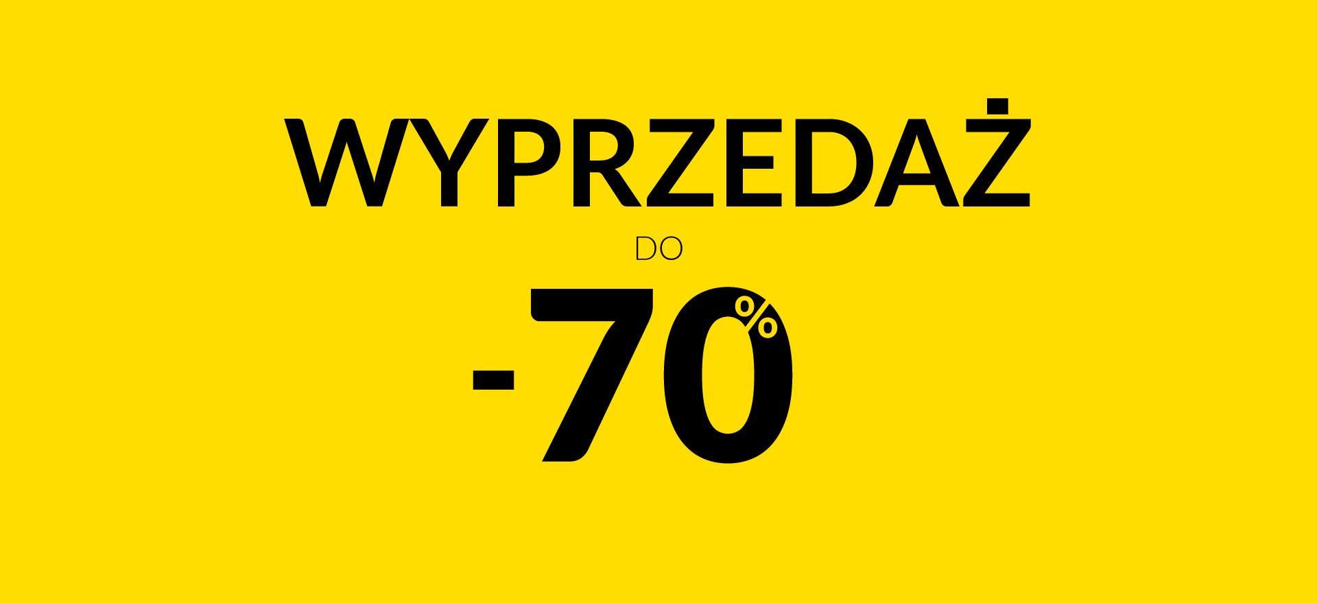 Terranova: wyprzedaż do 70%