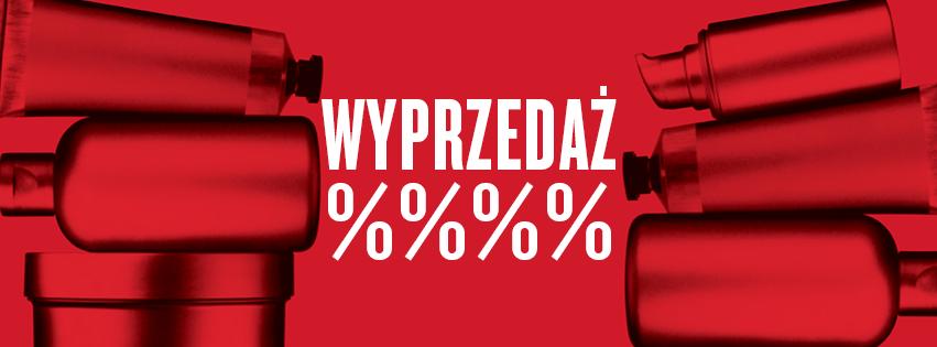 The Body Shop: wyprzedaż do 50% zniżki