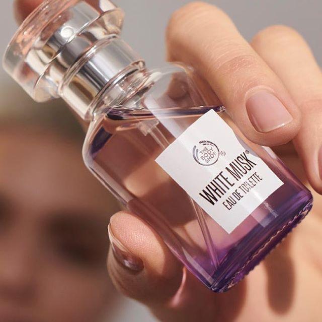 The Body Shop The Body Shop: 30% rabatu na wody perfumowane i toaletowe