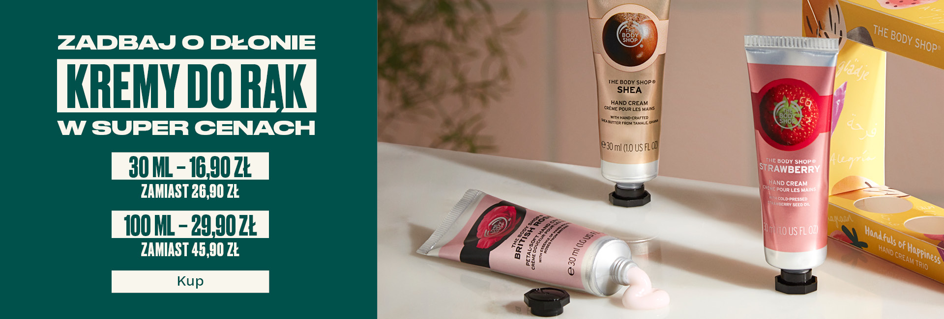 The Body Shop: zadbaj o cerę z maskami EXPERT