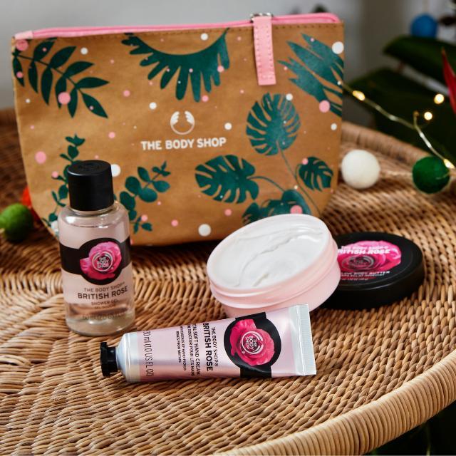 The Body Shop: dodatkowe 10% rabatu na wszystkie prezentowe zestawy kosmetyków