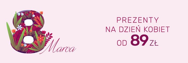 Time Trend: prezenty na Dzień Kobiet od 89 zł