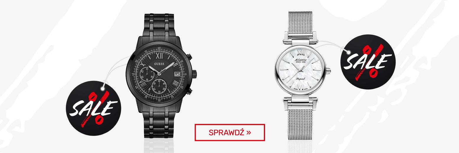 Time Trend: wyprzedaż do 70% rabatu na zegarki damskie, męskie oraz dziecięce