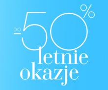 Top Secret: do 50% zniżki na odzież damską oraz męską - letnie okazje