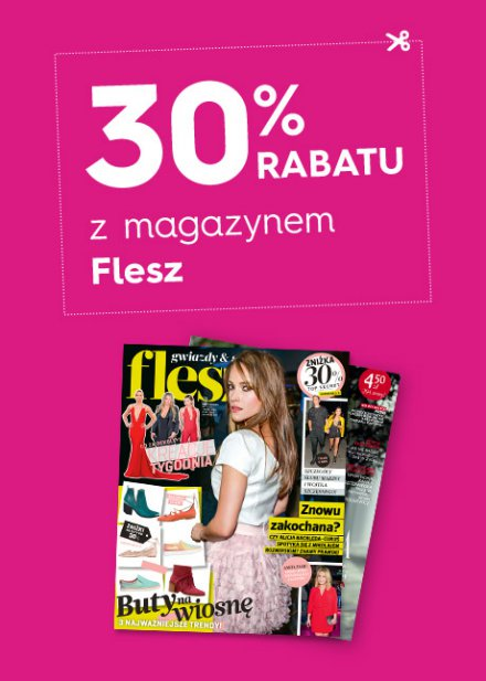 Top Secret: 30% rabatu z magazynem Flash