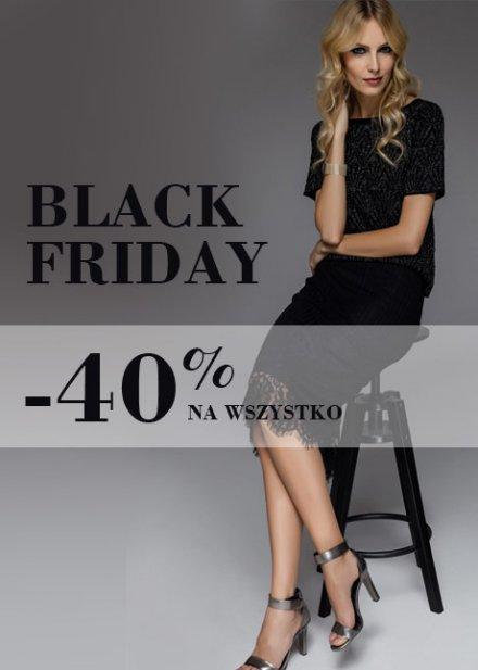 Black Friday w Top Secret: 40% zniżki na wszystko