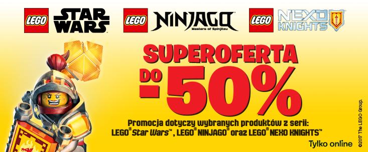 Toysrus Do 50 Zniżki Na Wybrane Produkty Z Serii Lego Star Wars