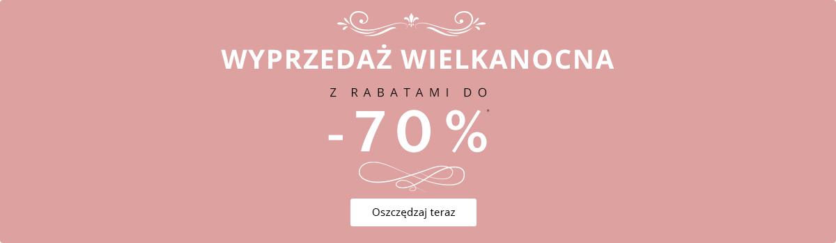 Ulla Popken Ulla Popken: wyprzedaż do 70% rabatu na odzież damską plus size