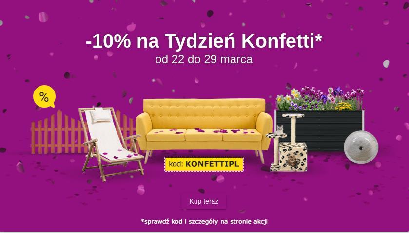 VidaXL VidaXL: dodatkowe 10% rabatu na wybrane produkty marki vidaXL
