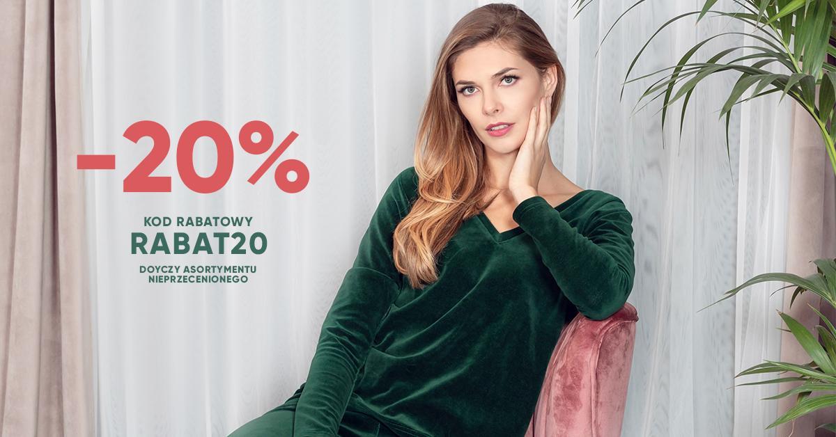 Vissavi: 20% zniżki na odzież damską - m.in. sukienki na każdą okazję