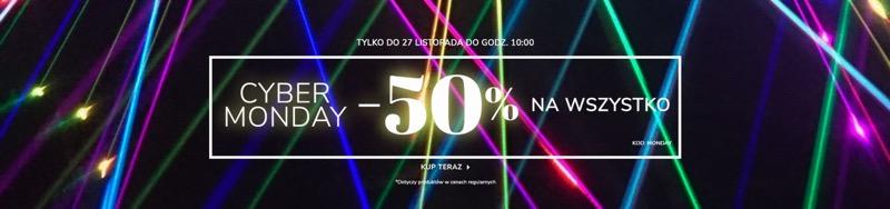 Cyber Monday Vistula: 50% rabatu na wszystko