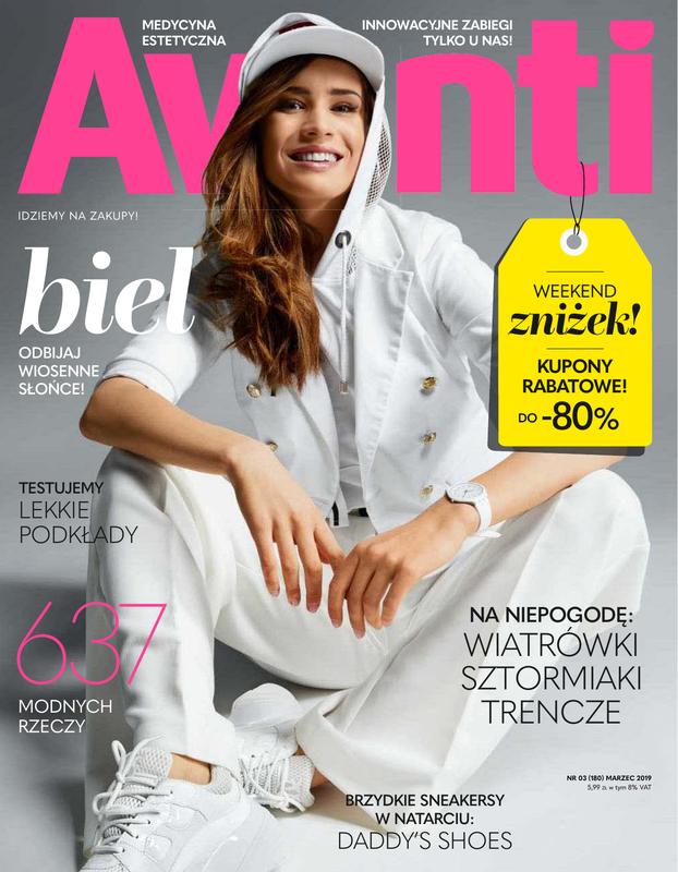 Weekend Zniżek z magazynami Avanti i Logo w całej Polsce 29-31 marca 2019
