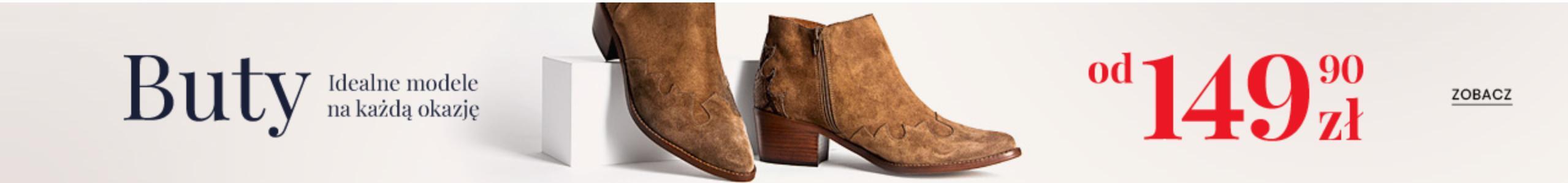 Wittchen: buty damskie i męskie od 149,90 zł