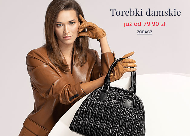 Wittchen: torebki damskie juz od 79,90 zł