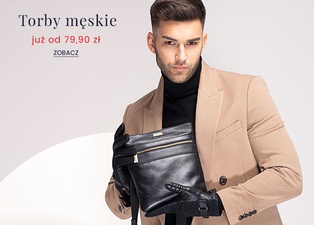 Wittchen: torby męskie już od 79,90 zł