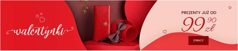 Wittchen: prezenty na Walentynki od 99,90 zł