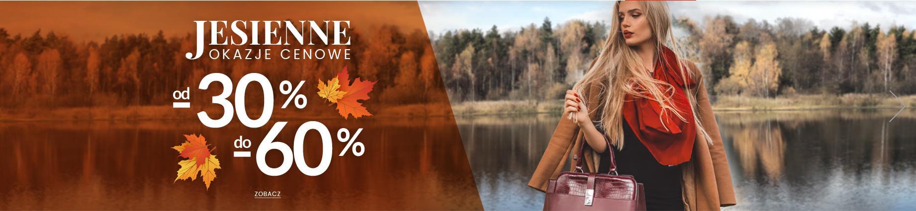 Wittchen: do 60% zniżki na odzież, obuwie damskie i męskie oraz torebki