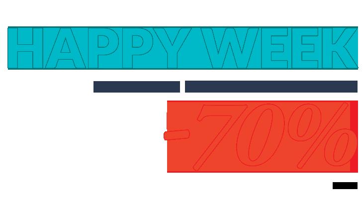 Wittchen: Happy Week do 70% rabatu na walizki, torby, torebki i galanterię                         title=