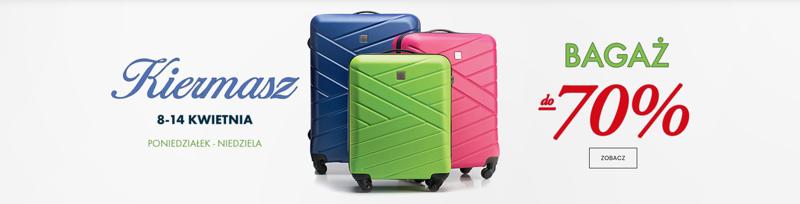a7738aaee0c7c Wittchen: do 70% zniżki na walizki podróżne