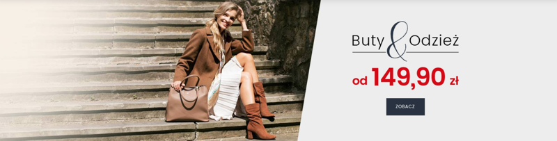Wittchen: damskie i męskie buty i odzież od 149,90 zł