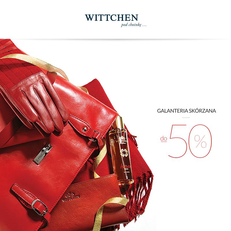 65c19c81c1434 Wittchen: wyprzedaże do 50% zniżki