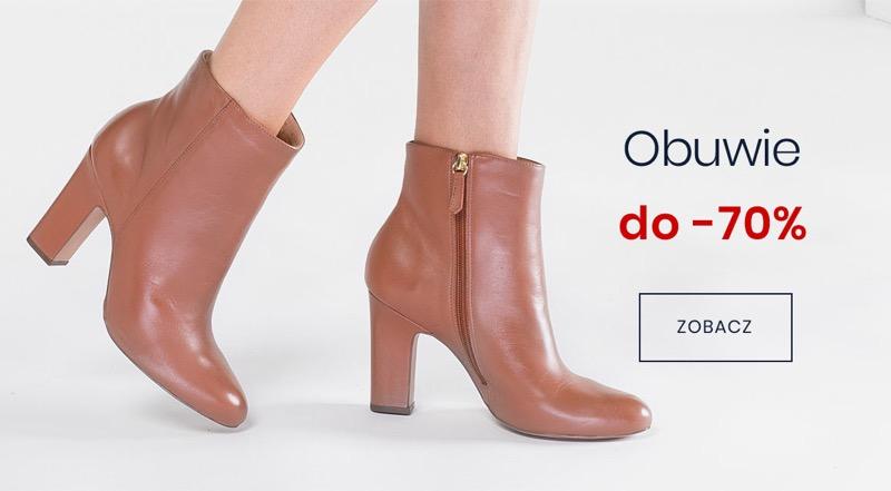 Wittchen Wittchen: do 70% zniżki na obuwie damskie i męskie