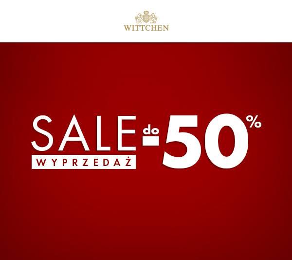 Wittchen: wyprzedaż do 50%