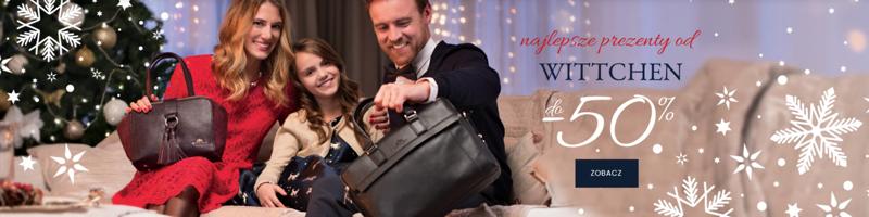 Wittchen: do 50% zniżki na walizki, torby i torebki, plecaki, kosmetyczki, portfele