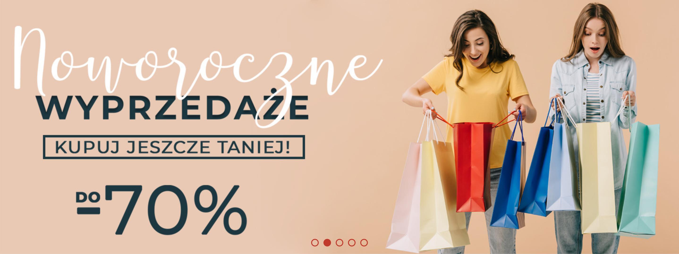Wizaz24: wyprzedaż do 70% rabatu na kosmetyki do makijażu, do pielęgnacji twarzy, ciała i włosów oraz perfumy
