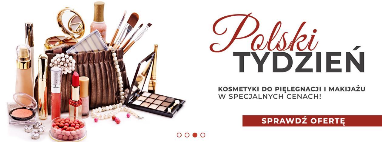 Wizaz24: do 30% zniżki na kosmetyki do pielęgnacji i makijażu polskich marek