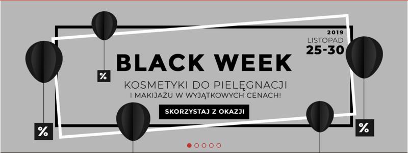 Wizaz24: Black Week do 20% zniżki na kosmetyki do makijażu oraz pielęgnacji ciała i włosów