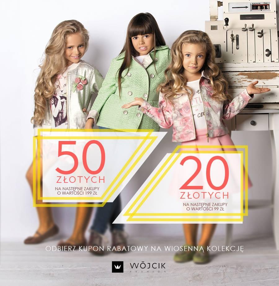 Wójcik: kupony rabatowe 50 zł i 20 zł