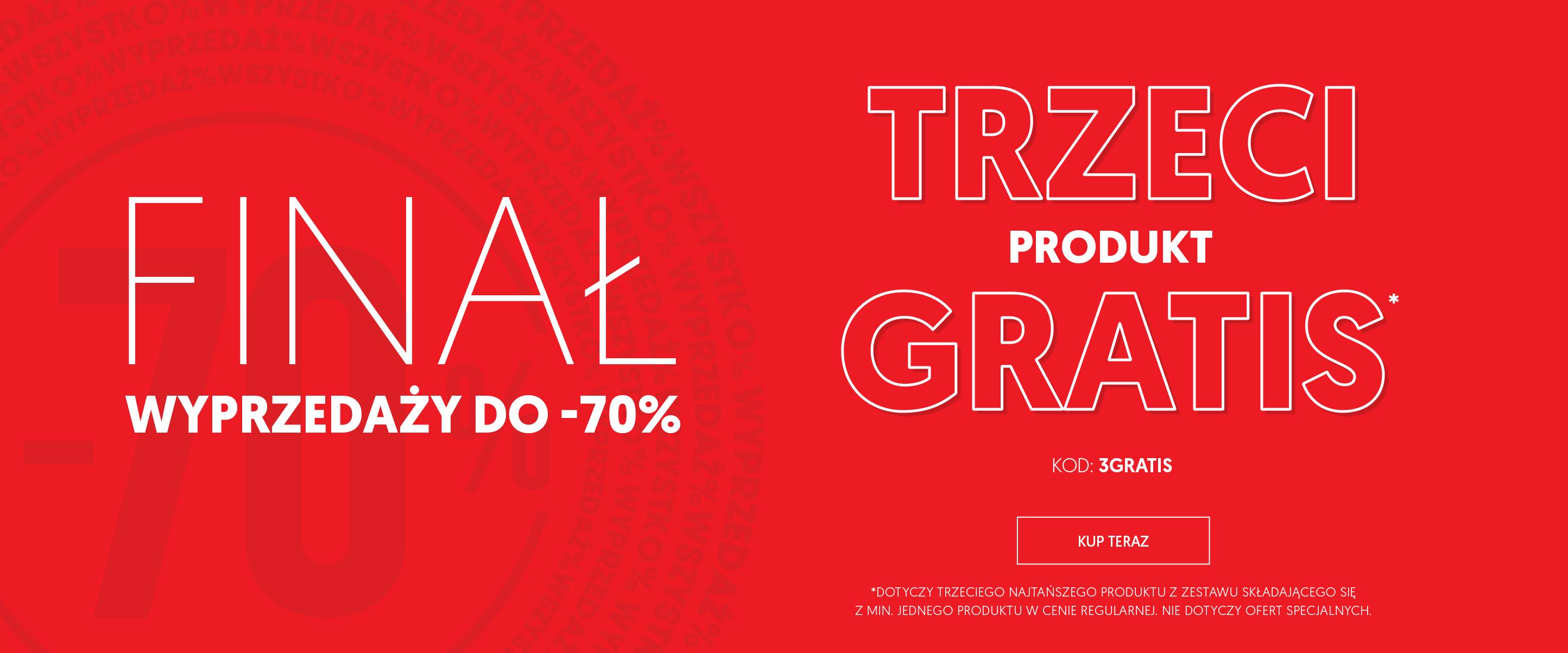 Wólczanka: wyprzedaż do 70% rabatu na koszule męskie, damskie oraz akcesoria + trzeci produkt gratis                         title=