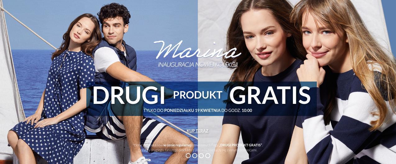 Wólczanka: drugi produkt z nowej kolekcji Marina GRATIS