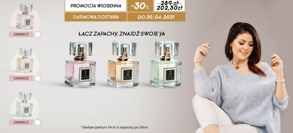 YA Cichopek YA Cichopek: 30% rabatu na zestaw perfum Katarzyny Cichopek