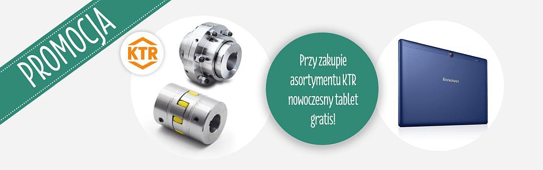 Zaopatrzenie24: zrób zakupy za min. 2000 zł w kategorii KTR, a tablet marki Lenovo otrzymasz GRATIS