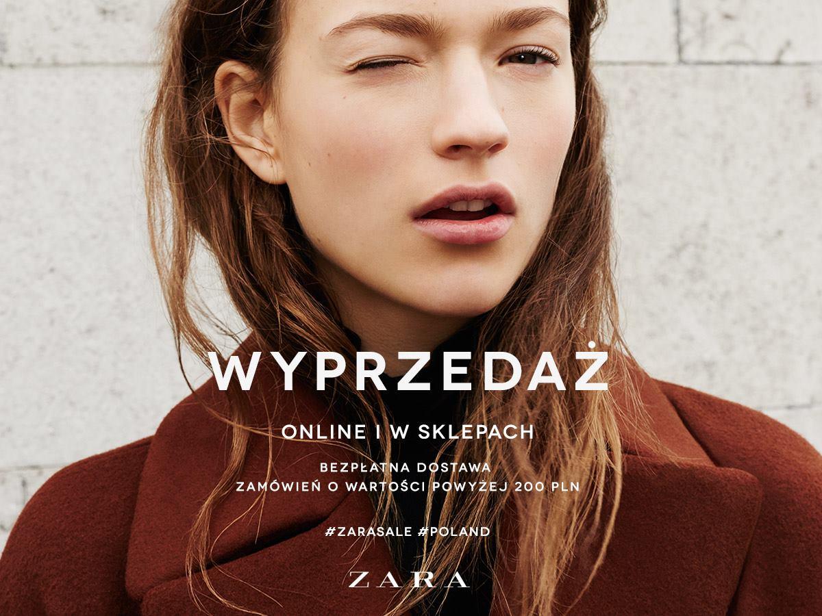 Zara: wyprzedaż