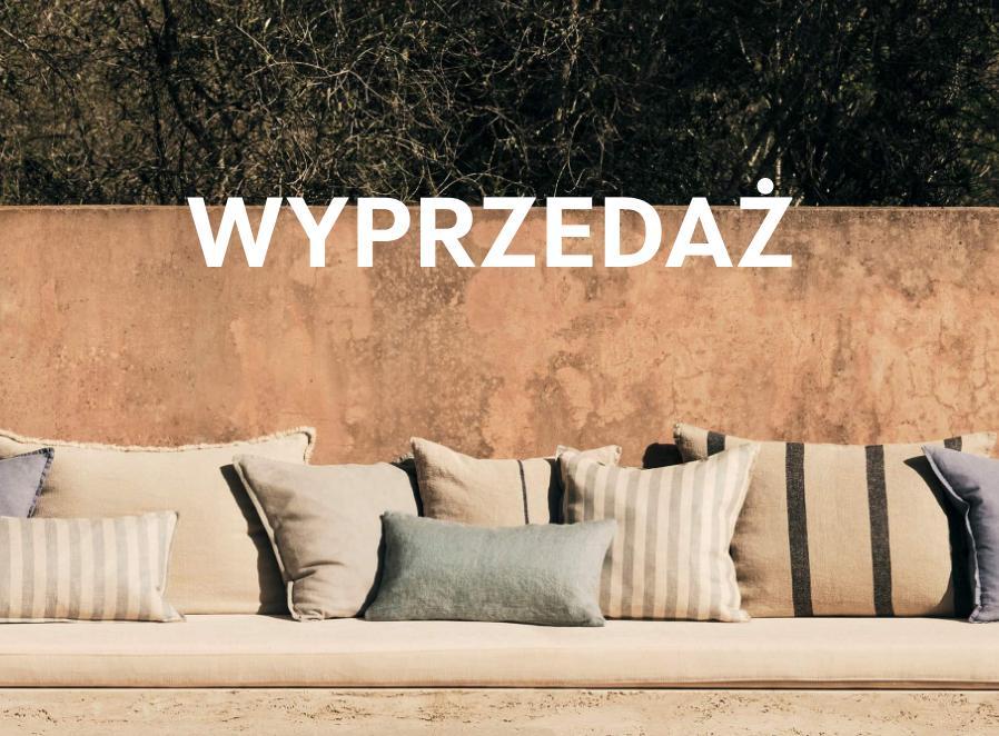 Zara Home: wyprzedaż do 30% rabatu na wyposażenie wnętrz, zapachy i dekoracje