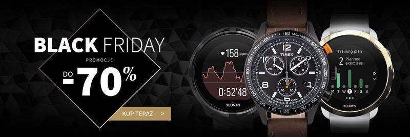 Zegarownia: Black Friday do 70% rabatu na zegarki damskie, męskie i dziecięce                         title=