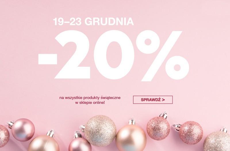 ATab: 20% zniżki na wszystkie produkty świąteczne                         title=