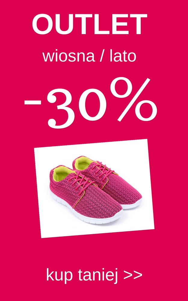 Aligoo: 30% zniżki na obuwie