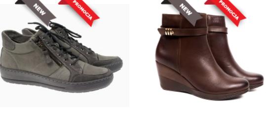 Aligoo: wyprzedaż do 50% rabatu na obuwie męskie, damskie i dziecięce