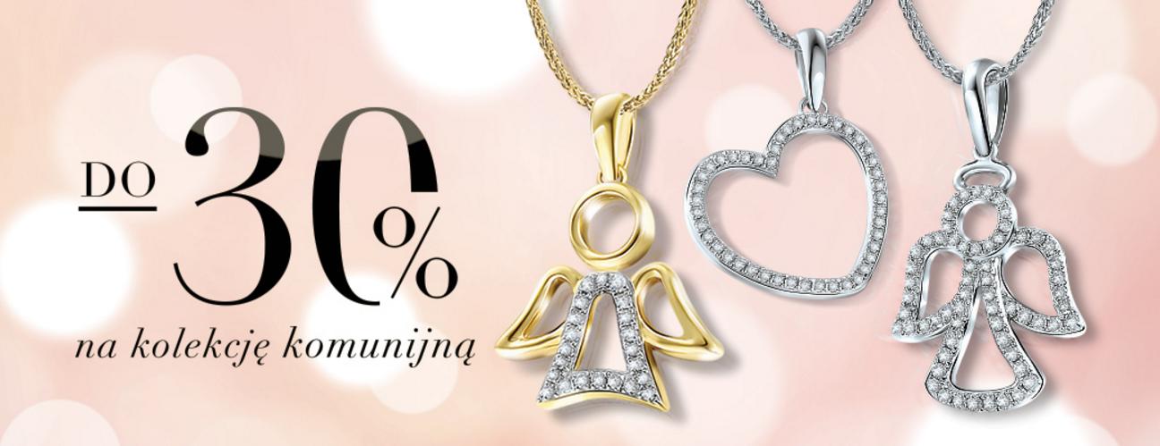 Arenart Forever: do 30% rabatu na kolekcję komunijną biżuterii
