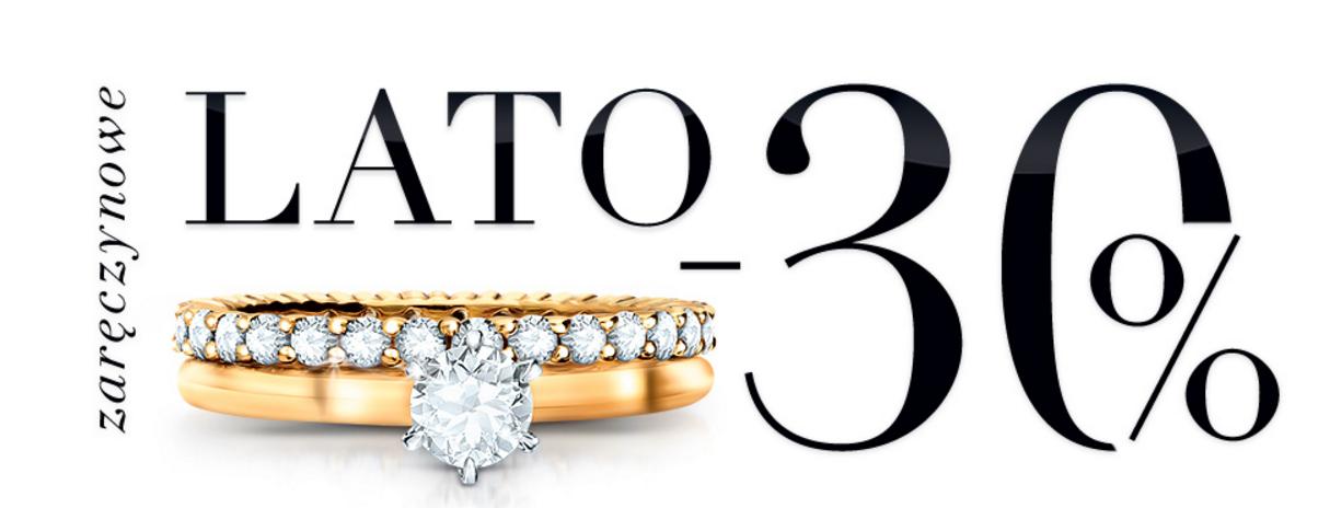 Arenart Forever: 30% rabatu na pierścionki zaręczynowe