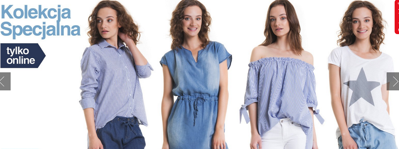 Big Star: odzież damska i dodatki od 39,99 zł