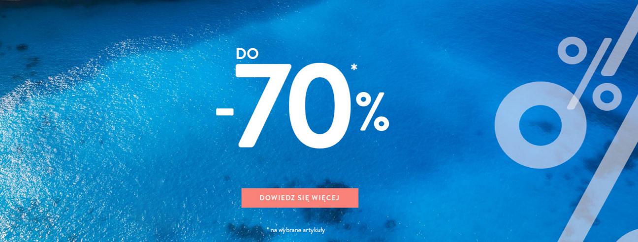 Calzedonia: do 70% rabatu na bieliznę, stroje kąpielowe i dodatki