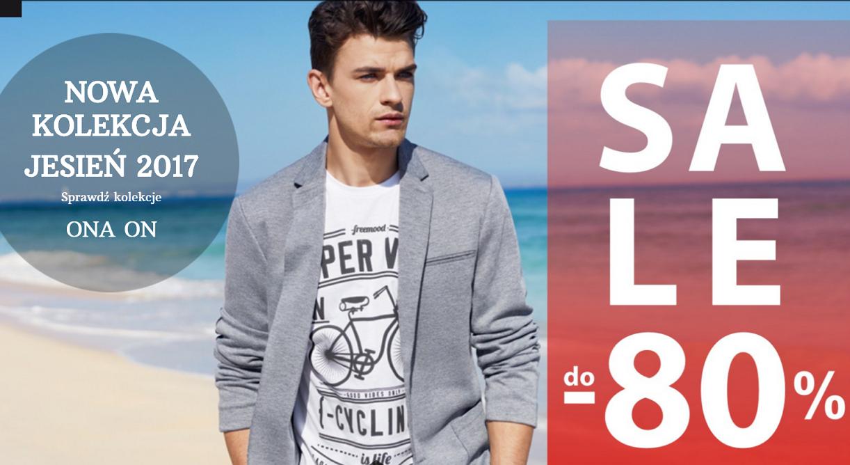 Carry: wyprzedaż do 80% rabatu na kolekcje odzieży Jesień 2017                         title=