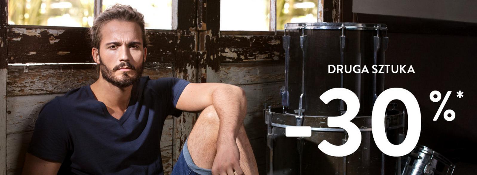 Cross Jeans: 30% rabatu na zakup drugiej sztuki z odzieży damskiej i męskiej